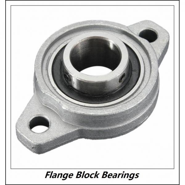 QM INDUSTRIES QAFL13A060SB  Flange Block Bearings #1 image