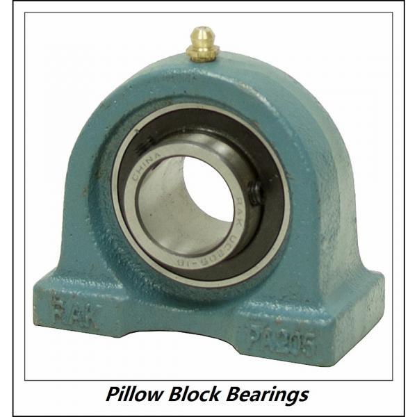 3 Inch | 76.2 Millimeter x 4.406 Inch | 111.912 Millimeter x 4.563 Inch | 115.9 Millimeter  LINK BELT PU348  Pillow Block Bearings #2 image
