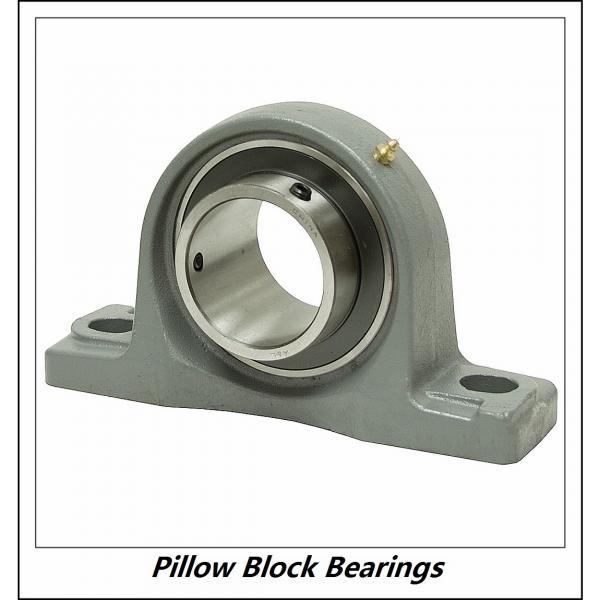 2.688 Inch | 68.275 Millimeter x 3.813 Inch | 96.84 Millimeter x 4 Inch | 101.6 Millimeter  LINK BELT PEU343J  Pillow Block Bearings #2 image