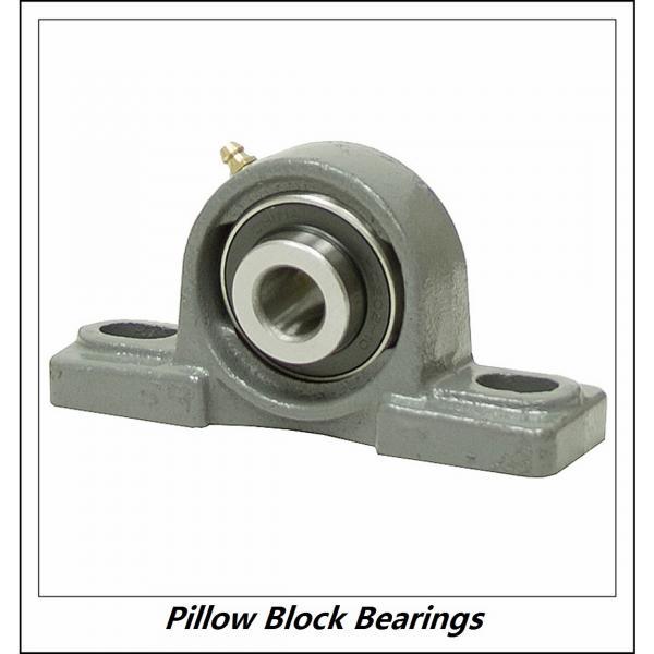 4.528 Inch | 115 Millimeter x 0 Inch | 0 Millimeter x 6 Inch | 152.4 Millimeter  LINK BELT PELB68M115FR  Pillow Block Bearings #1 image