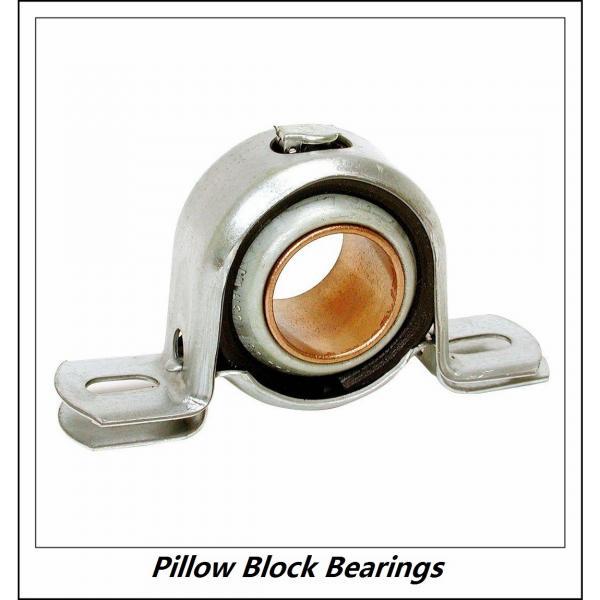 4.528 Inch | 115 Millimeter x 0 Inch | 0 Millimeter x 6 Inch | 152.4 Millimeter  LINK BELT PELB68M115FR  Pillow Block Bearings #5 image