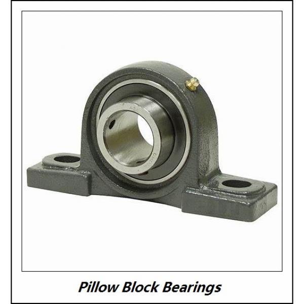 2.688 Inch | 68.275 Millimeter x 3.813 Inch | 96.84 Millimeter x 4 Inch | 101.6 Millimeter  LINK BELT PEU343J  Pillow Block Bearings #4 image