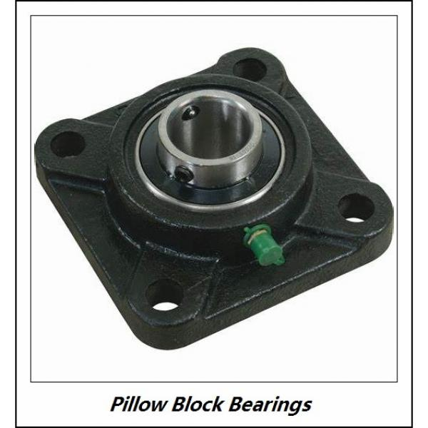 4.528 Inch | 115 Millimeter x 0 Inch | 0 Millimeter x 6 Inch | 152.4 Millimeter  LINK BELT PELB68M115FR  Pillow Block Bearings #4 image