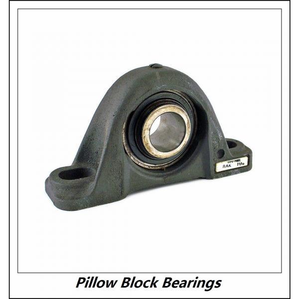 2.938 Inch | 74.625 Millimeter x 3.5 Inch | 88.9 Millimeter x 3.25 Inch | 82.55 Millimeter  DODGE SP4B-IP-215R  Pillow Block Bearings #4 image