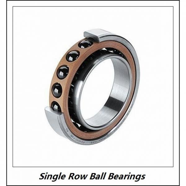 NACHI 6219ZZNR  Single Row Ball Bearings #2 image